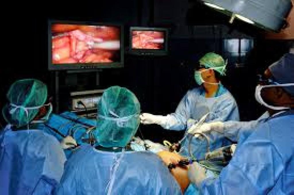 Как делают операцию лапароскопия желчного пузыря