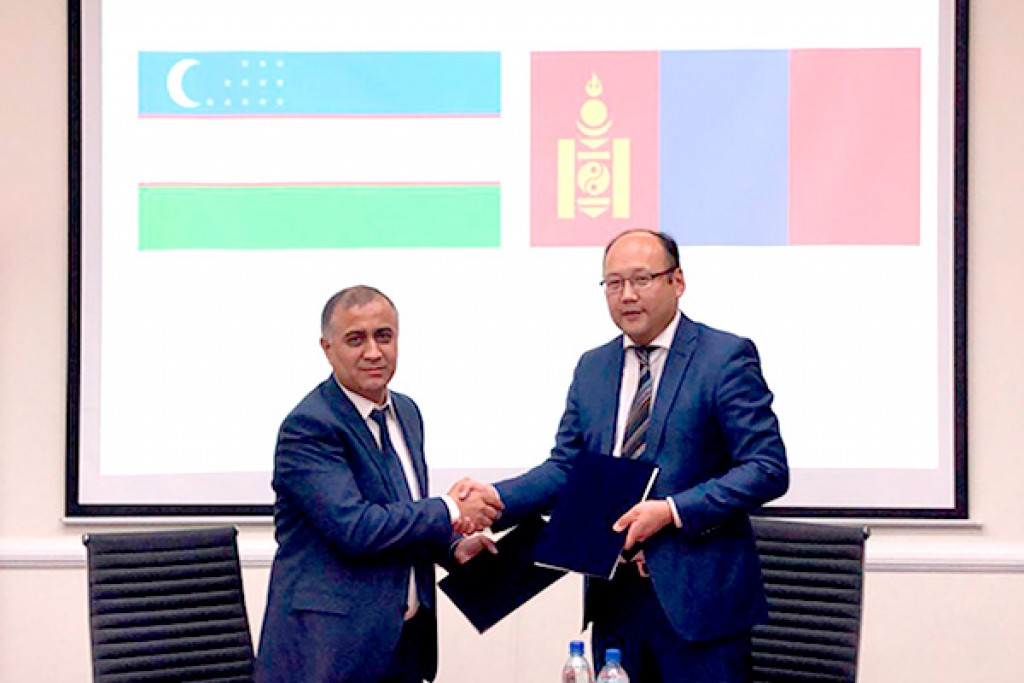 Mongolia to import cars from Uzbekistan